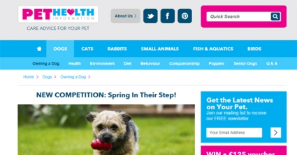 National Office Of Animal Health (NOAH) Launches Competition In Search Of Animals With A Spring In Their Step