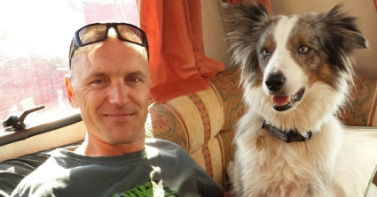 Man Battles Through Painful Uncommon Neurological Disorder To Compete At World's Largest Agility Event